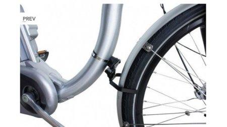 Stabilisateur direction de vélo