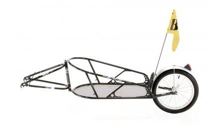 Remorque de vélo monoroue Bob Yak