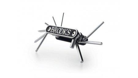 Trousse Brooks 10 outils pour le vélo,noir