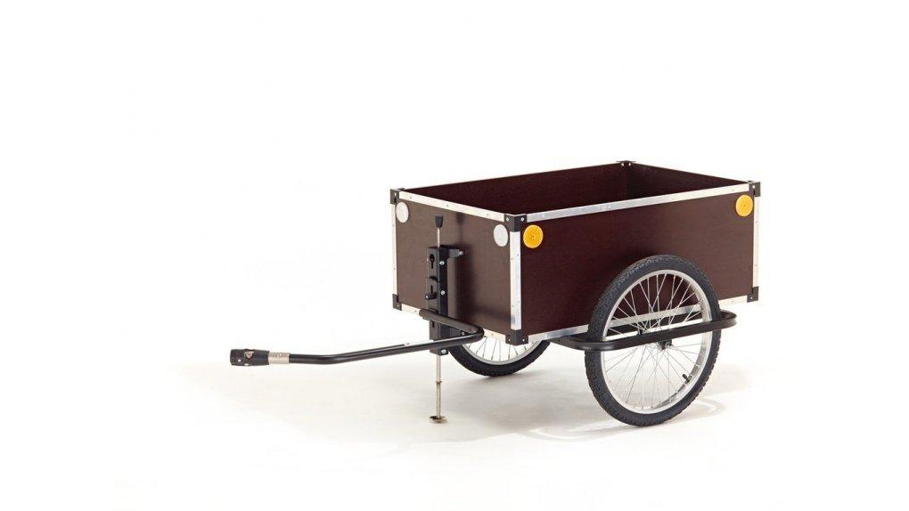 Remorque de vélo capacité 175 litres (attelage Weber )