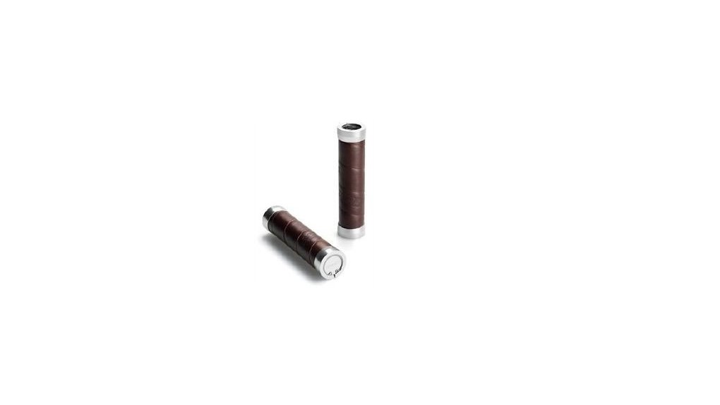 Poignées Brooks Slender longueur 130 mm ( jeu de 2),marron