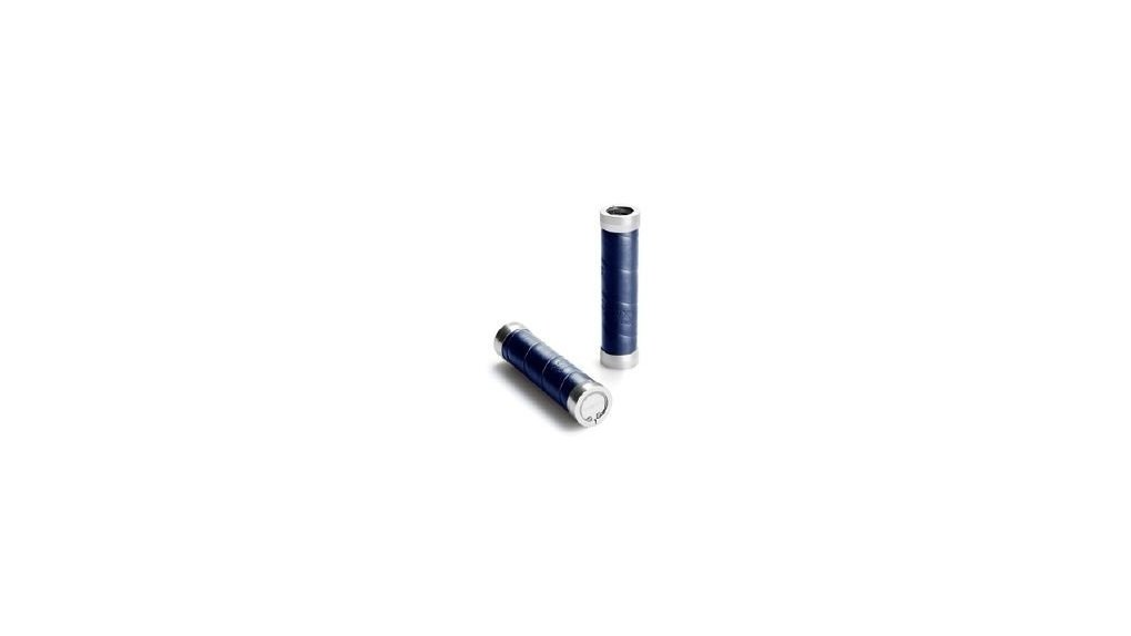 Poignée Brooks Slender longueur 100 mm, bleu cobalt