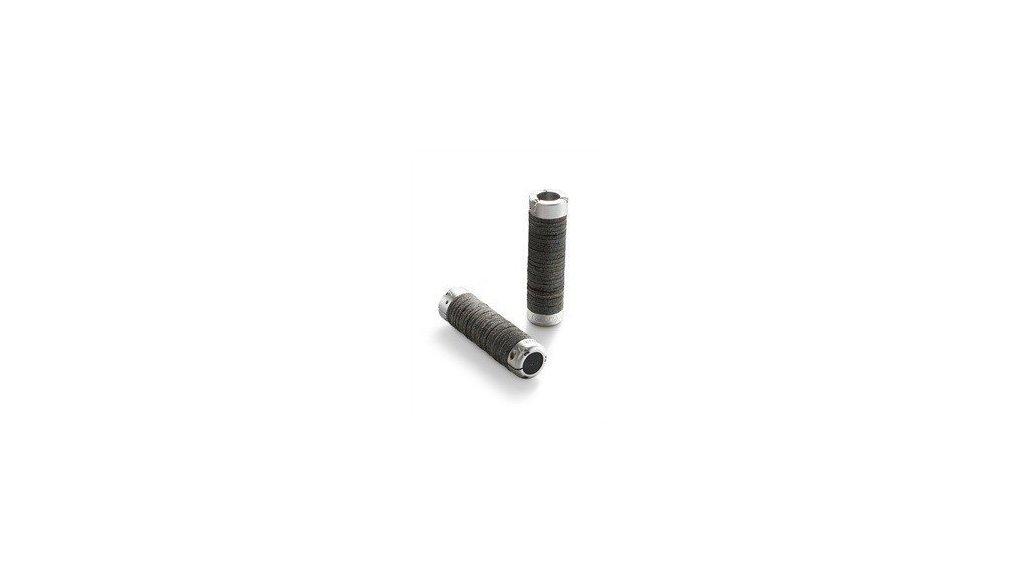 Poignée Brooks Classic , noire, l .130 mm