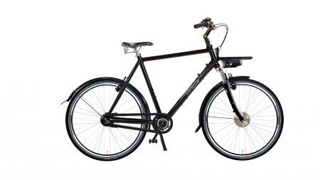 Vélo électrique Willem configuré - cliquez sur Configurer pour plus d'informations