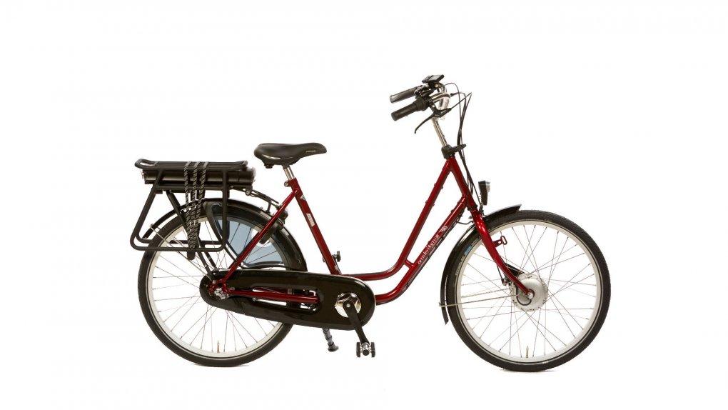 Vélo électrique hollandais Klein24 avec roues de 24 pouces