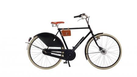 vélo hollandais Amsterdam Air air park exclusive noir mat