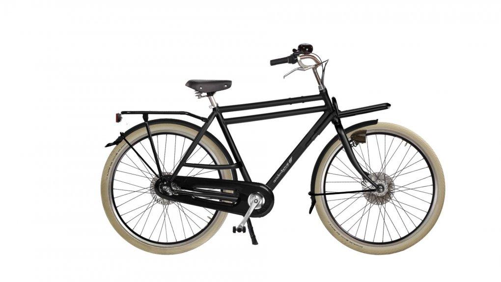 Configurateur du vélo Double Dutch High avec porte-bagage avant amovible