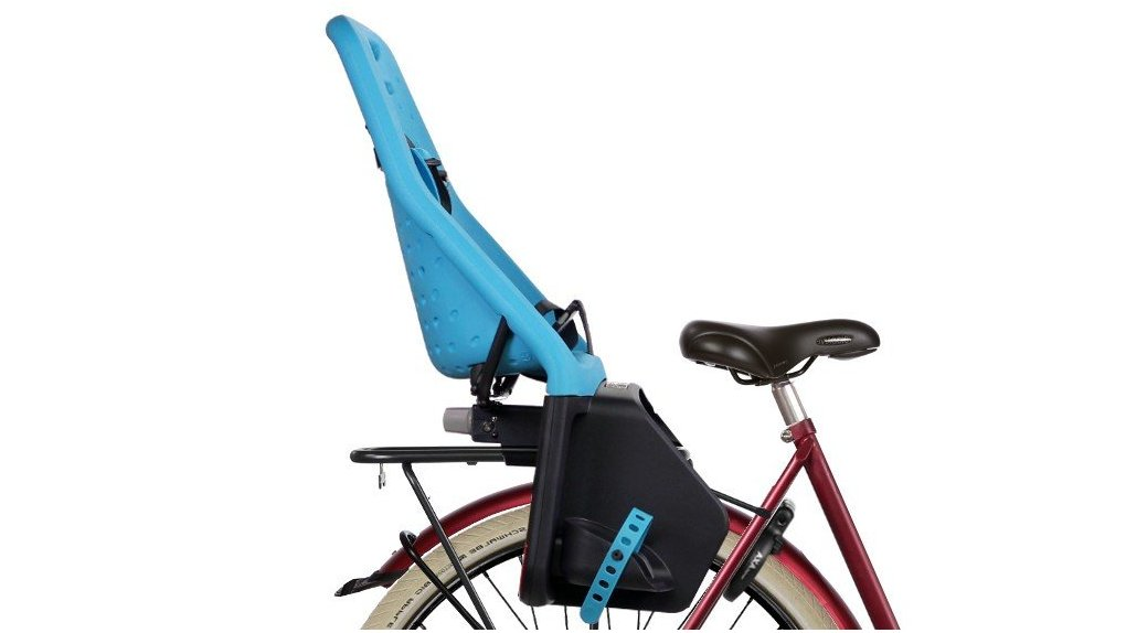 Siège Yepp Maxi bleu (vélo avec porte-bagage Yepp) - offre spéciale
