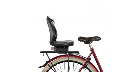 Siège enfant Yepp Junior (vélo avec porte-bagage Yepp)