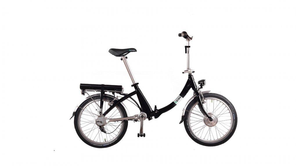 Configurateur vélo pliant électrique à cardan Compact Low