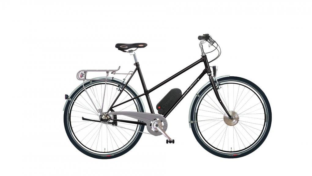 Configurateur du vélo électrique Opal Trapèze