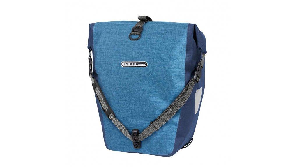 Deux sacoches arrière Ortlieb Roller Plus,bleu