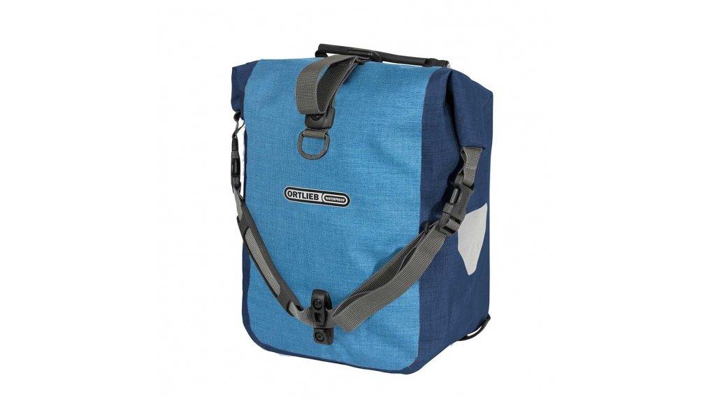 Deux sacoches avant Ortlieb Roller Plus,bleu