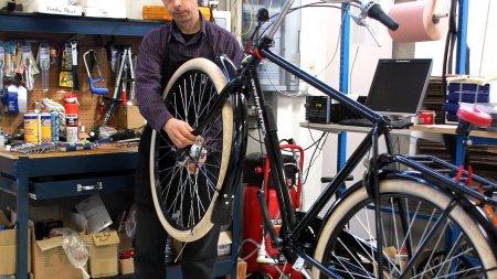 Révision d'un vélo hollandais,tandem,biporteur ou triporteur