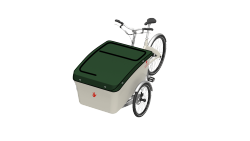 Flat cover Triobike Boxter