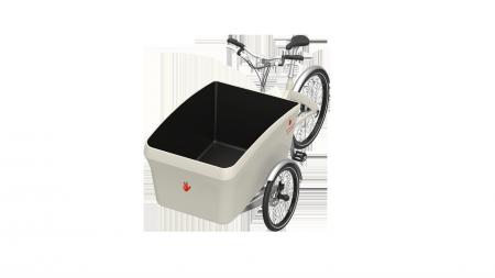 Triporteur Triobike E-Boxter moteur pédalier