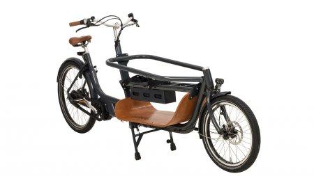 Biporteur Babboe Slim Mountain, moteur pédalier