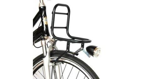 Porte-bagage avant City,montage sur tasseaux de V-brakes