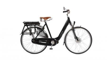 Vélo hollandais Stad avec moteur pédalier Shimano Steps