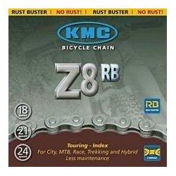 Chaine 6,7 ou 8 vitesses KMC traité anti-rouille