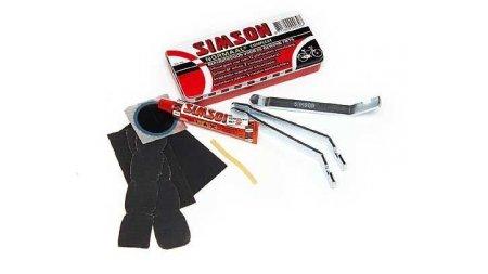 Kit de réparation Simson,en cas crevaison