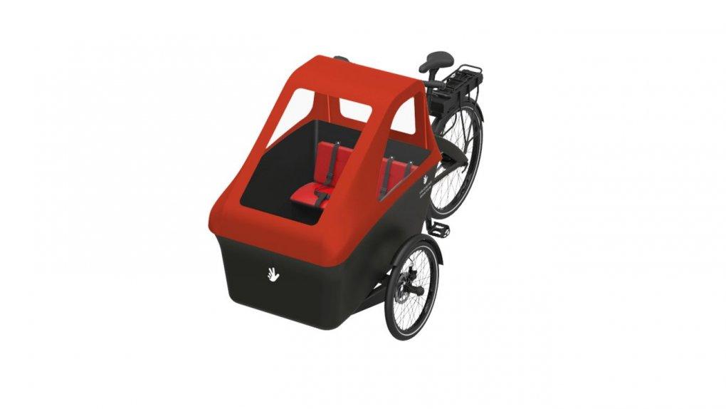 E-Boxter moteur arrière