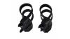 Collier de fixations sur haubans pour antivol de cadre Axa Defender ou Solid