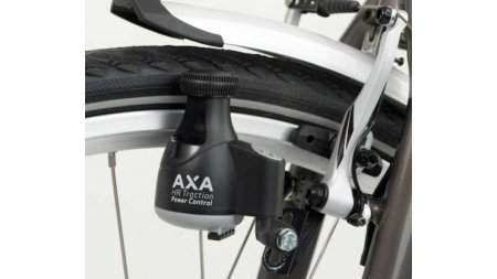 Dynamo Axa HR 3 watts sur roue, côté gauche