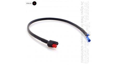 Cable batterie vers controleur