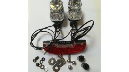 kit éclairage batterie triporteur big-E/Dog-E/transporter-E