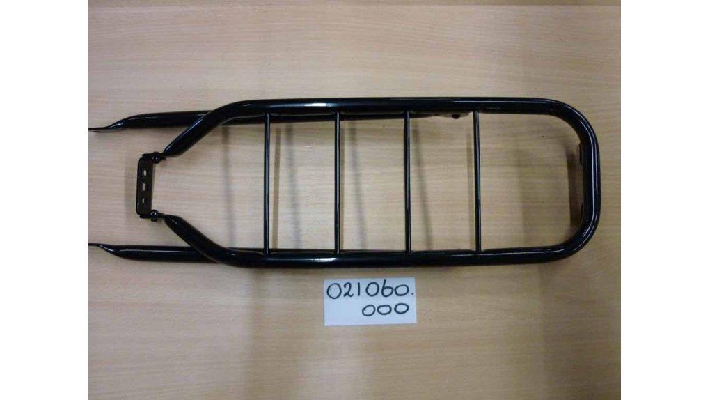 Porte-bagage 16mm noir 1881 M6 (Z)