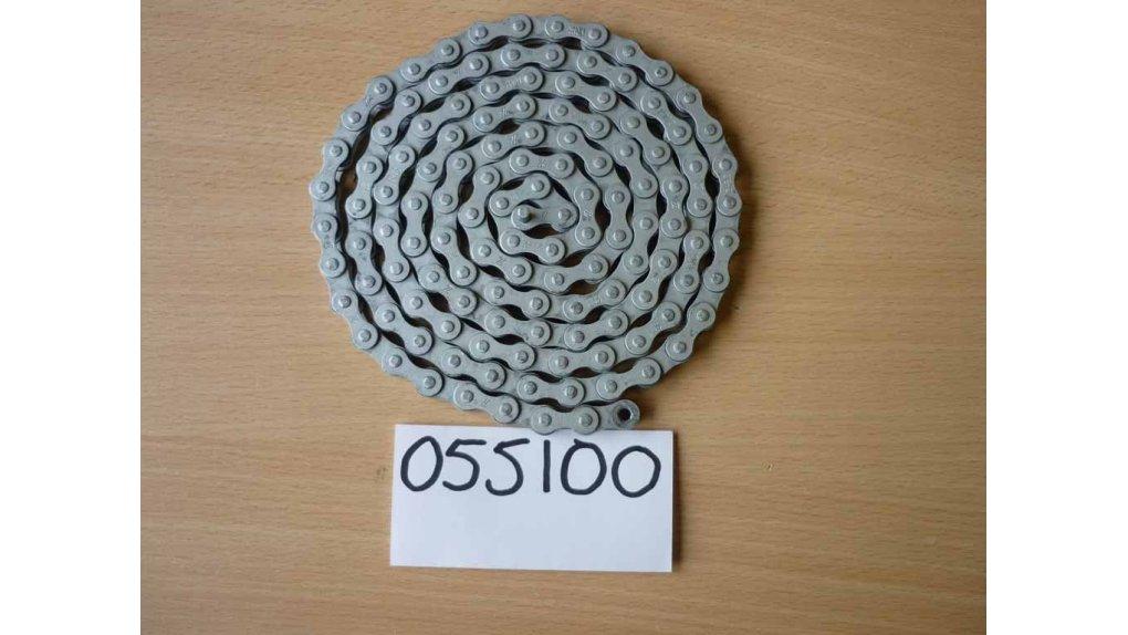 Chaîne,nb maillons 128,5-8 vitesses 1/2 X3/32,traitée anti-rouille