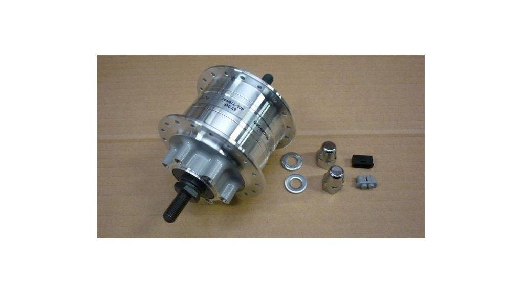 Dynamo moyeu 3 watts pour frein à disque
