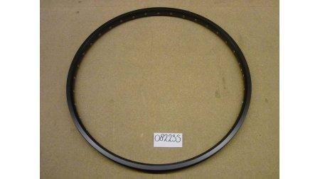 Jante 622-22 BIG-BULL noir Rayon G13