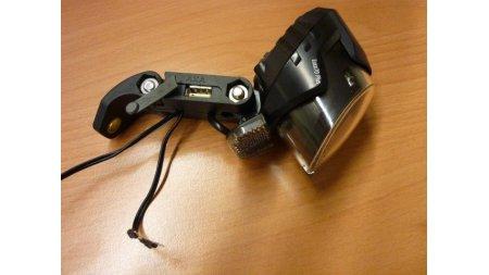 Phare avant 70 lux auto avec prise USB