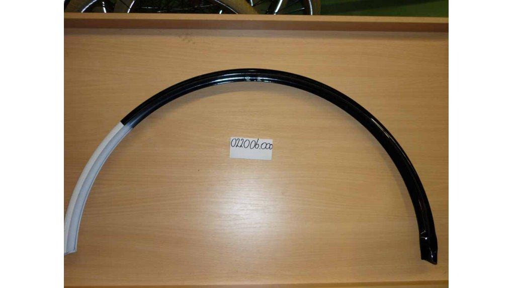 Garde-boue 1881 Classic arrière 60 mm noir et blanc