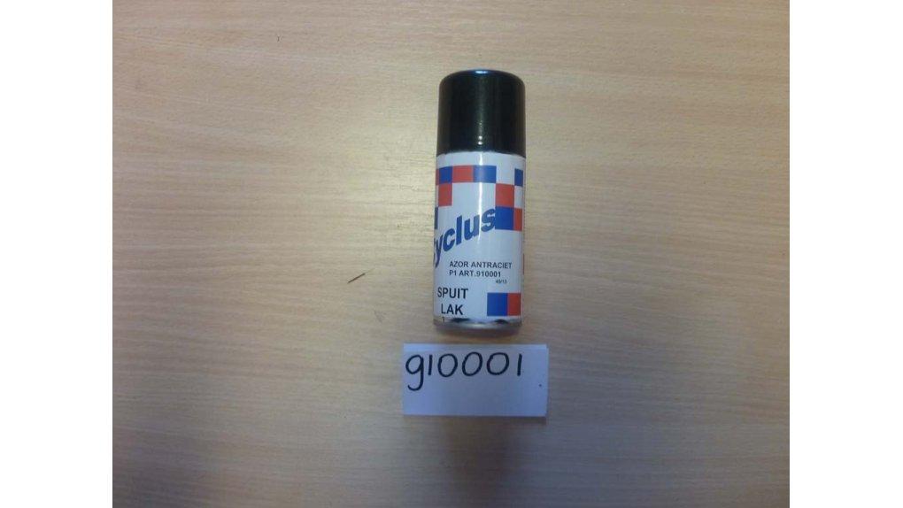 Bombe de retouche de peinture anthracite 01