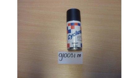 Bombe de retouche de peinture bleu métallique mat P131