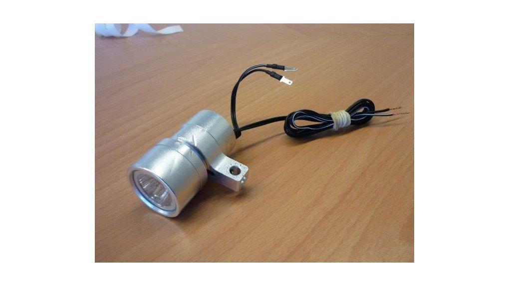 Petit phare à led en aluminium