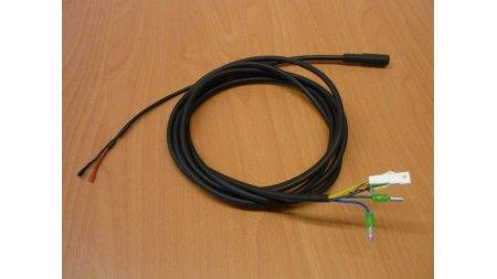 Câble moteur assistance Static longueur 223 cm (vélo)