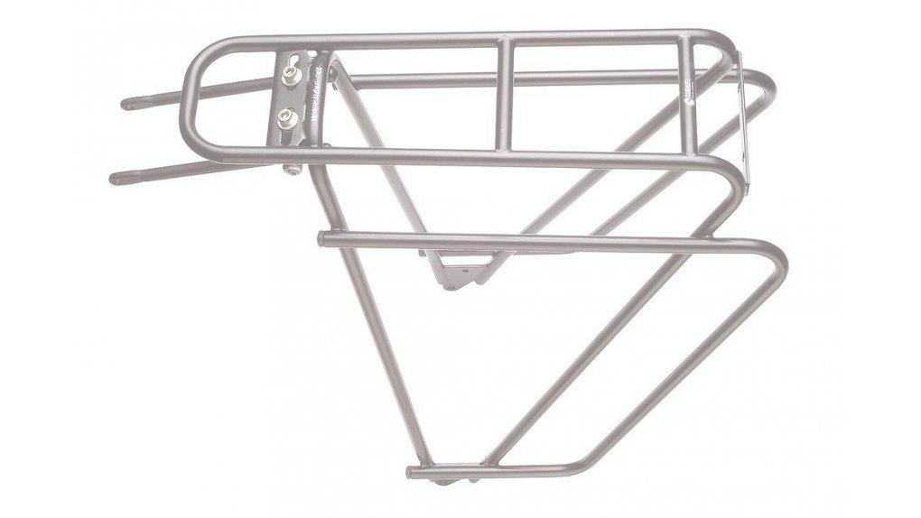 Porte-bagage Tubus Logo argent 26-28 40 Kg