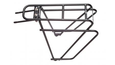 Porte-bagage Tubus Logo noir 26-28 40 Kg (option montée)