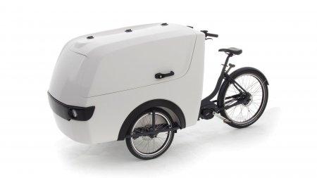 Triporteur Centaur Trike XL, moteur pédalier