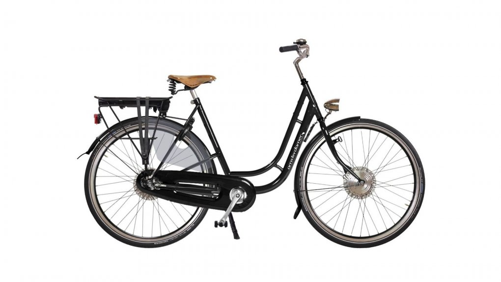 Configurateur du vélo électrique Leo Premium