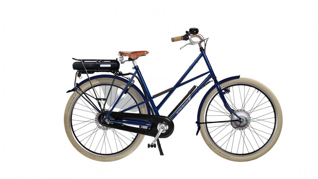 Vélo hollandais avec options. Pour plus d'informations, cliquez sur configurer