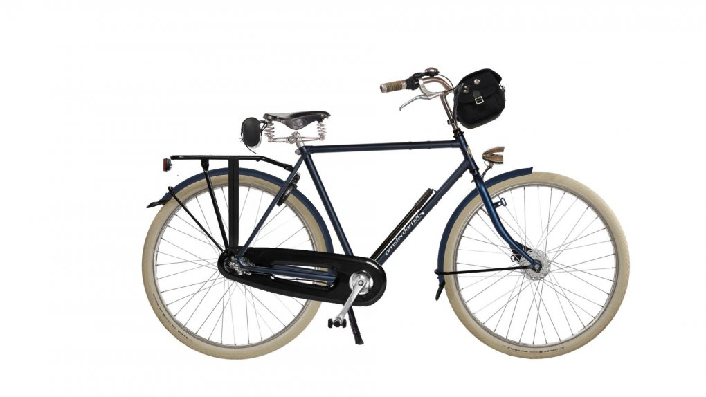 """Vélo hollandais Park Big Apple avec option - cliquez sur """"Configurer"""" pour les possibilités et les tariifs"""