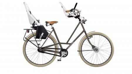 Vélo des mamans hollandaises