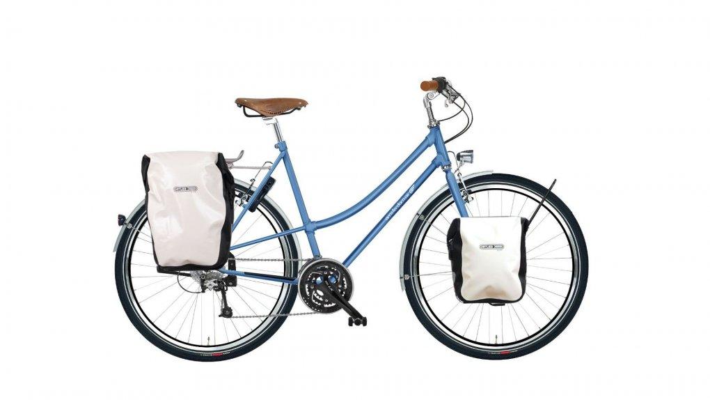 """vélo cyclotourisme femme Opal Curve avec options. Pour plus d'informations, cliquez sur """"Configurer"""""""