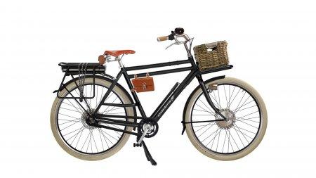 Vélo électrique Double Dutch High Premium avec diverses options ( cliquez sur Configurer pour plus d'informations)