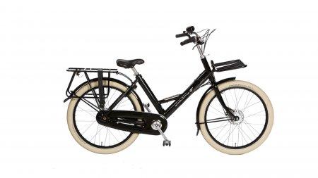 """Vélo Amsterdam Air Sherpa, capacité 200 kg avec options (cliquez sur """"configurez"""" pour plus d'informations)"""